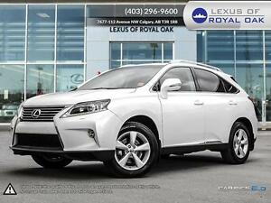 2015 Lexus RX 350 Technology Package