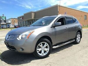 2009 Nissan Rogue SL With sunroof