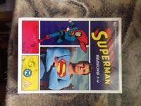 THE ADVENTURES OF SUPERMAN COMPLETE SERIES 1-4 1950'S NEW AND SEALED