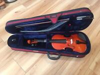 Stentor Student II 4/4 Violin & Music Stand