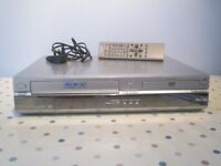 DVD/VHS Player and Recorder - Panasonic