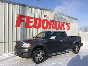 2008 Ford F-150 FX4 Package ***FREE C.A.A PLUS FOR 1 YEAR!***