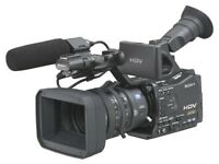 Sony HVR-Z7 Professional Broadcast Camera