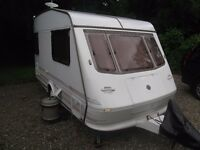 Elddis Vogue 212 2 Berth Caravan