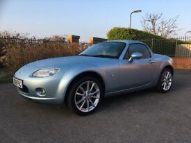 Mazda MX5 Niseko Roadster Coupe Special Edition