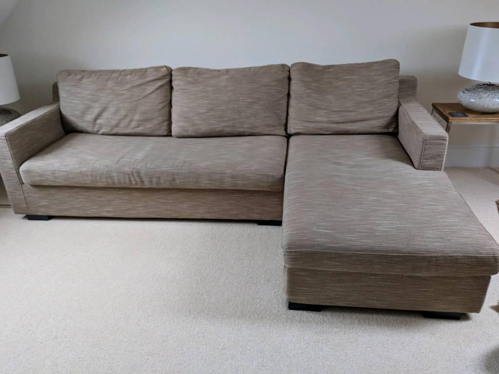 Corner Sofa Bed Right Hand