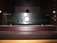 Cambridge Audio Azur 650A Integrated Amplifier. Immaculate condition with user and start up manual.