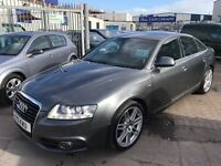 2011 AUDI A6 3.0 TDI QUATTRO SPECIAL EDITION S LINE STUNNING CAR CHEAP BARGAIN ONE OFF LIKE NEW CAR