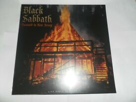 Black Sabbath paranoid in new jersey.