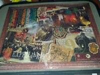 1000 piece Harry Potter puzzle