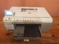HP Photosmart Printer/Scanner All in one - C5200 Series - £35 o.n.o