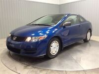 2010 Honda Civic DX-G COUPE A/C MAGS