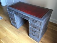 Upcycled Captains Desk