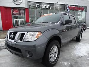 2016 Nissan Frontier SV/4X4/CREW CAB/CRUISE