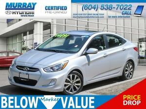 2017 Hyundai Accent SE**SUNROOF**A/C**BLUETOOTH**