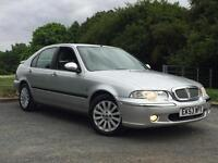 ROVER 45 impression S3 very low miles bargain
