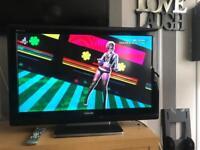 "32"" TOSHIBA HD TV"
