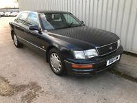 1997 Lexus LS400 LS 400 Automatic - MOT till Sep 2017 - Service history - Auto - HPI CLEAR