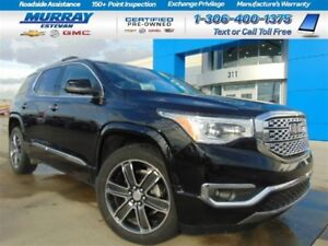 2017 GMC Acadia *pr moon! *NAV! *Rear DVD! *Low km! *PST pd!
