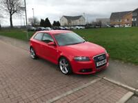 2005 AUDI A3 2.0T QUATTRO S/LINE / MAY PX OR SWAP
