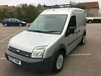 Ford Transit Connect LX 1.8TDCi- ONLY 90K -LWB H/T*NEW MOT*CAMBELT*NEW PLYLINING*x2 KEYS* S/H