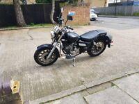 keeway superlight 125cc geared bike