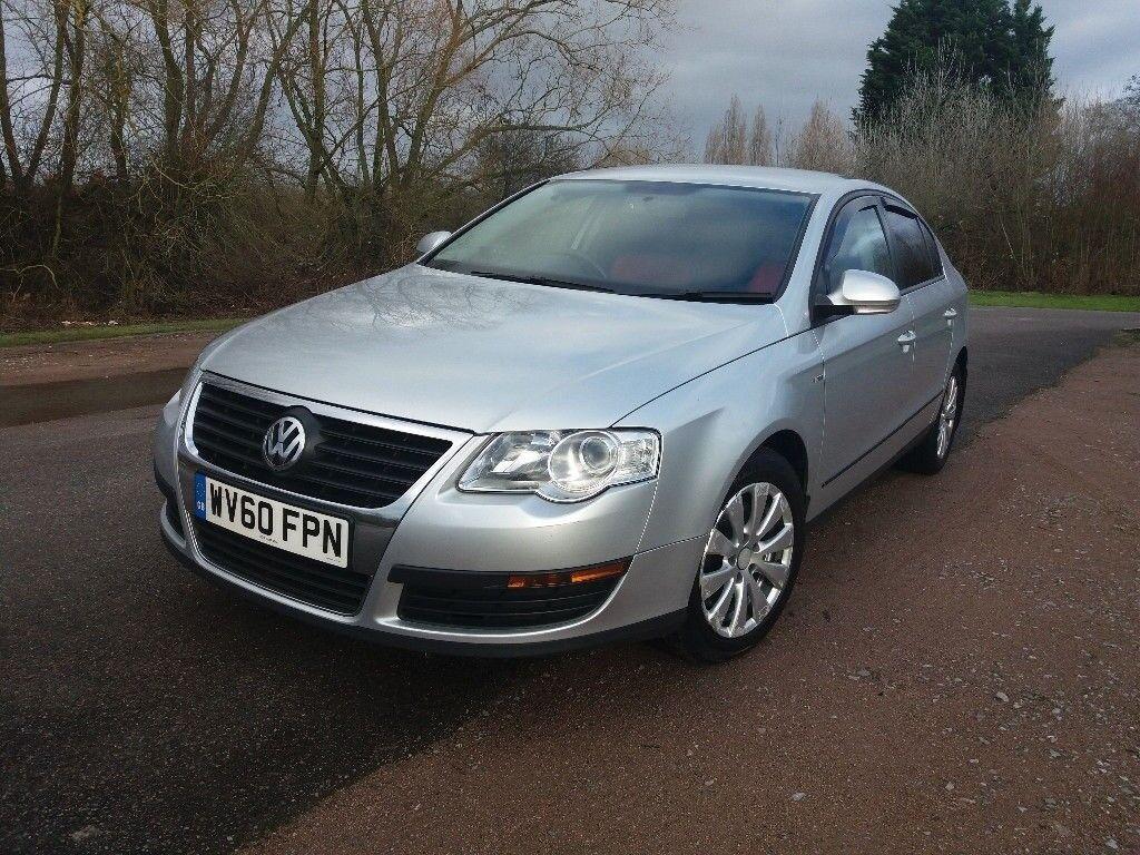 VOLKSWAGEN PASSAT 1.6 BLUEMOTION TDI (Silver) Excellent car, drive great