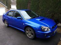 2005 Subaru Impreza WRX 2.0L Turbo Completely Standard Car