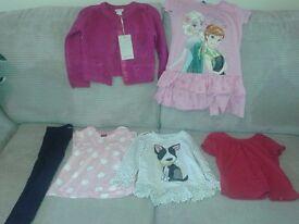Age 3-4 bundle girls clothes