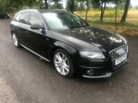 2010 10reg Audi S4 Automatic 3.0 Turbo 333Bhp Top Spec Very Tidy