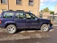Jeep grand orvis