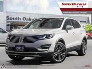 2016 Lincoln MKC Reserve | DUAL SUNROOF | HEATED & VENTED LEATHE