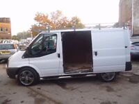 Ford TRANSIT 100 T280 FWD,full MOT,Blackburn roof rack,bull bar,tow bar fitted,new alloys,side steps