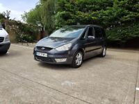 Ford galaxy 7 seater manual great family car