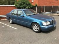 Mercedes W140 S280 1998 Automatic