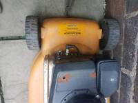 Lawnmower petrol spares and repairs