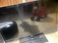 LG plasma TV excellent condition