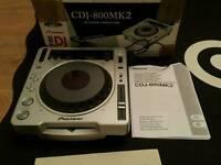 CDJ 800 mk2