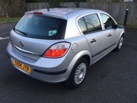 2004 Vauxhall Astra Life 1.8 Auto,Petrol,5 Door Hatch Hatchback,MOT(Automatic Gearbox)