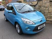 FORD KA ZETEC - LOW MILEAGE - GREAT SPEC - HPI CLEAR