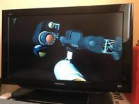 """37"""" Panasonic TV HD 1080p"""