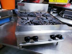 Fuego poele 4 Bruleur 4 Burner Hot Plate Stove , PERFECT