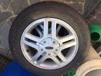 Ford Focus alloy wheels x4 £60 the 4