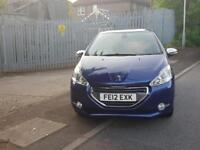 2012 Peugeot 208 Allure 1.4 Petrol Touch Screen