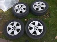 Seat Leon alloy wheels