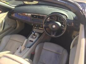 BMW Z4 3.0SE Si 2006 (56 reg)
