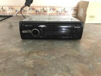 Sony DAB+ Car Stereo, with CD Player, USB and AUX £25