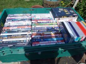 70+ dvd's all originals