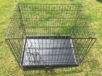 Collapsable Portable Dog Crate Puppy Training