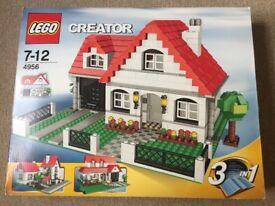 Lego Creator 3 in 1 houses